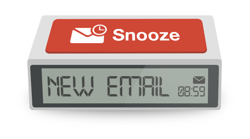 Email Reminders in Gmail with Snooze