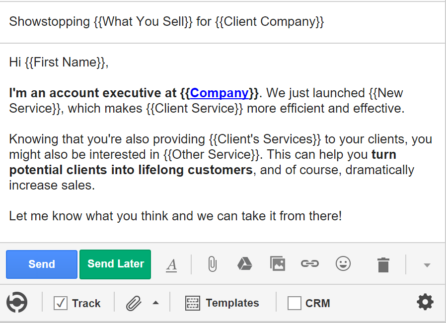 5 Cold Email Templates for Sales- No intro