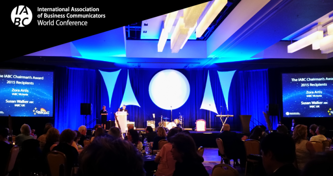 IABC 2015 Internal Comms Conference Bananatag Recap