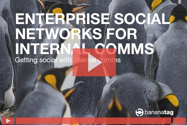 enterprise social networks for internal communicators