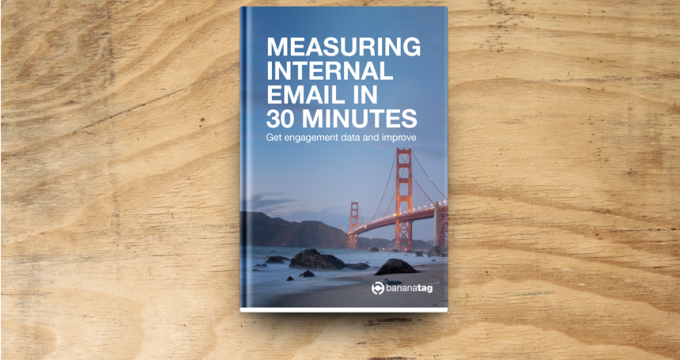 Internal email measurement guide