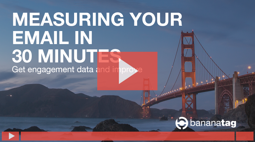 Internal Comms email measurement tracking webinar