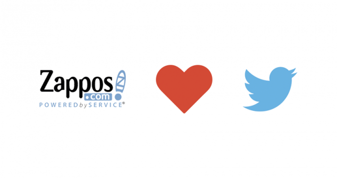 Inside Zappos Twitter story
