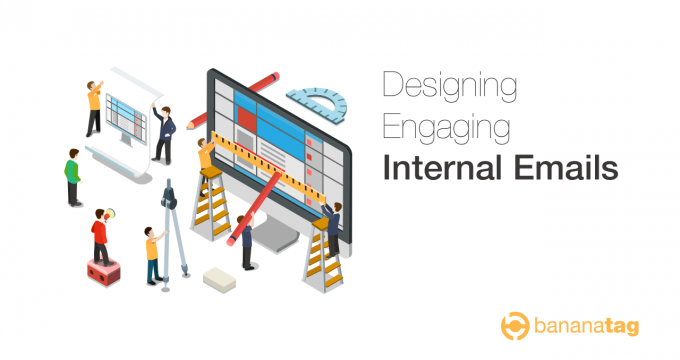 Designing engaging internal emails