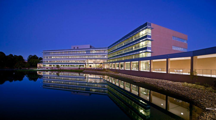 Scripps Networks Interactive Headquarters in Knoxville, Tennessee.