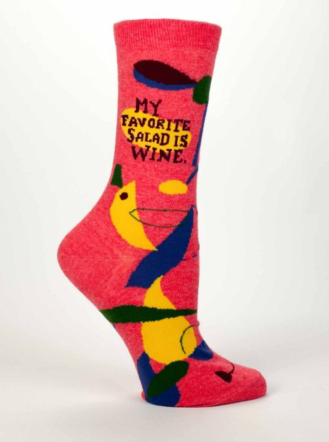 Wine socks for internal comms