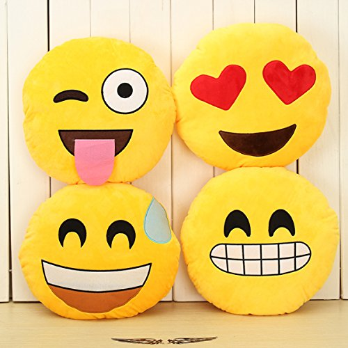 emoji pillows-internal comms