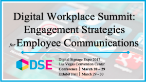 Digital Workplace Summit-ali conference