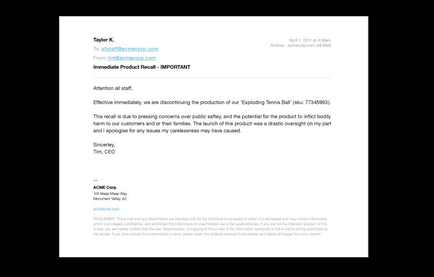plain-text email- leadership-bananatag